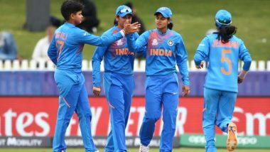 Women's T20 World Cup 2020: टीम इंडिया टी-20 वर्ल्ड कपच्यासेमीफायनल फेरीत, न्यूझीलंडला 4 धावांनी पराभूत करून केली पूर्ण विजयाची हॅटट्रिक
