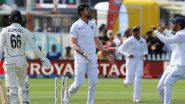 IND vs NZ 1st Test 2020: वेलिंग्टनमध्ये इशांत शर्मा ने 5 विकेट घेत झहीर खान ची 'या' एलिट यादीत केली बरोबरी, मिळवले दुसरे स्थान