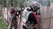 जम्मू-काश्मीर: त्राल येथील चकमकीत तीन दहशतवाद्यांना कंठस्नान घालण्यात भारतीय जवानांना यश