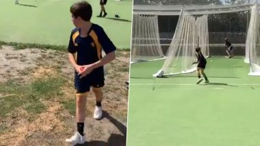 Video:न्यूझीलंडमधील 'या' मुलाने केली जसप्रीत बुमराह च्या बॉलिंगची नक्कल, पाहून नक्की व्हाल अचंबित