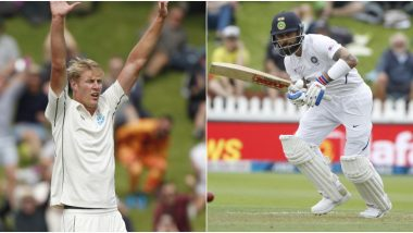 IND vs NZ 1st Test Day 3 Highlights: तिसर्या दिवशी भारताने दुसर्या डावात केल्या144/4, न्यूझीलंडला 39 धावांची आघाडी