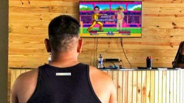 IPL 2020 पूर्वी एमएस धोनी झाला ट्रोल, चाचा नेविचारलेल्या 'तुम्हारा वाला खेल पाएगा?' च्या प्रश्नावरCSK ने दिलेली प्रतिक्रिया तुमच्या चेहऱ्यावर आणेल हसू