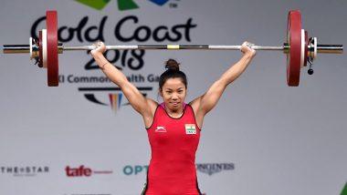 मीराबाई चानू ने मोडला स्वत:चा राष्ट्रीय विक्रम, नॅशनल वेटलिफ्टिंग चॅम्पियनशिप स्पर्धेत जिंकले सुवर्णपदक