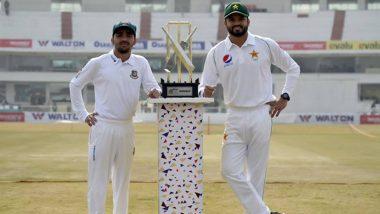 PAK vs BAN 1st Test 2020 Live Streaming: पाकिस्तानविरुद्ध बांग्लादेशटेस्ट लाईव्ह सामना आणि स्कोर पहा Sony ESPN आणि SonyLIV वर