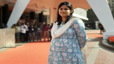 बीड च्या भाजप आमदार नमिता मुंदडा यांचे कर्तव्यदर्शन! 8 महिन्याच्या गरोदर असतानाही महाराष्ट्र विधानसभा अधिवेशनात हजेरी
