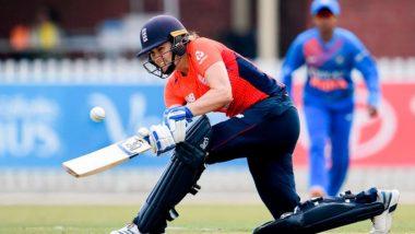 Women's T20I Tri-Series 2020: भारत महिला टीमचा सलग दुसरा पराभव, नताली सिवर च्या अर्धशतकाच्या जोरावर इंग्लंडने 4 विकेटने जिंकला सामना
