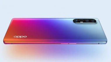 भारतात लवकरच Oppo Reno 3 Pro स्मार्टफोन होणार लॉन्च; 44 मेगापिक्सल सेल्फी कॅमेऱ्यासह अनेक धमाकेदार फिचर्सचा समावेश