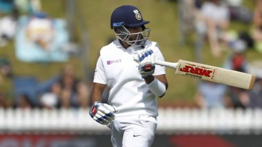 IND vs NZ Test 2020:क्राइस्टचर्च टेस्टआधी टीम इंडियाला मोठा धक्का; पृथ्वी शॉच्या खेळण्यावरसंशय, 'हे' आहे कारण