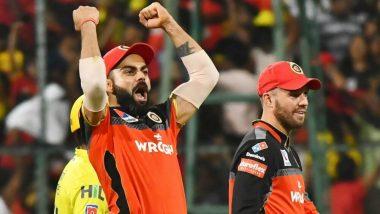 IPL 2020 Schedule of Royal Challengers Bangalore: रॉयल चॅलेंजर्स बंगळुरूने जाहीर केले आयपीएल 2020 चे पूर्ण वेळापत्रक; 1 मार्चला खेळला जाईल पहिला सामना