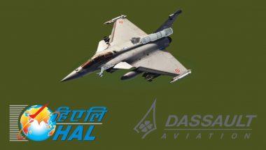 Rafale Deal: राफेल डीलमध्ये हिंदुस्तान एयरोनॉटिक्स करु शकते पुनरागमन, फ्रान्सच्या Dassault Aviation कंपनीसोबत चर्चा सुरु