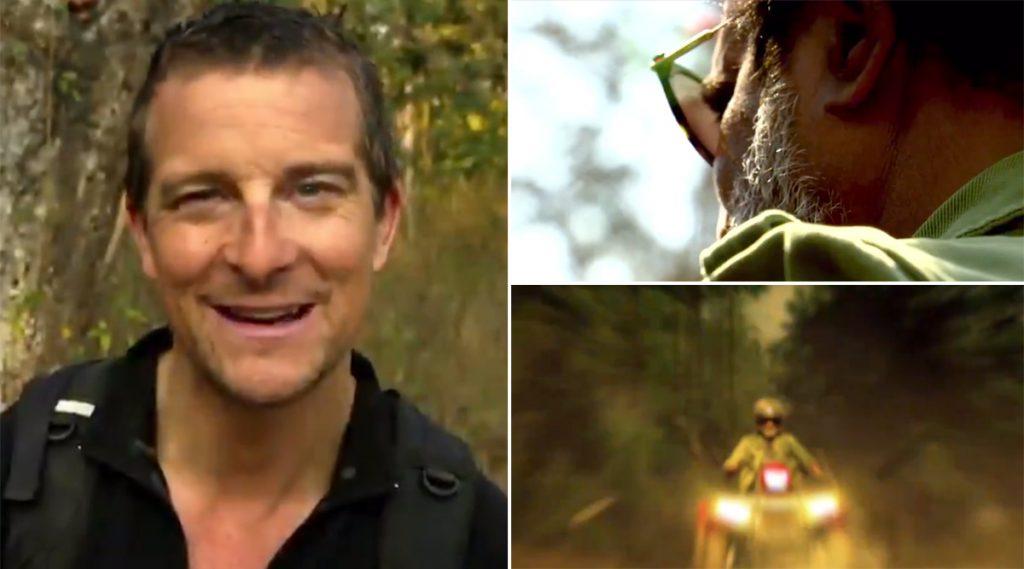 Into The Wild With Bear Grylls and Superstar Rajinikanth Promo: बंदिपूर जंगलामध्ये साहसी स्टंट्सने प्रेक्षकांना थक्क करणार सुपरस्टार रजनीकांत (Watch Video)