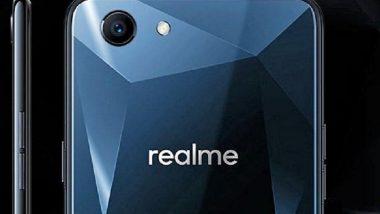 Realme कडून येत्या 19 ऑक्टोंबरला लॉन्च केले जाणार 'हे' धमाकेदार प्रोडक्ट्स