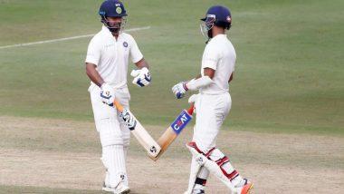 NZ 190/4 in 66 Overs (IND 165) | IND vs NZ 1st Test Day 2 Live Score Updates: भारतविरुद्धकेन विल्यमसन ने केली रॉस टेलर ची बरोबरी