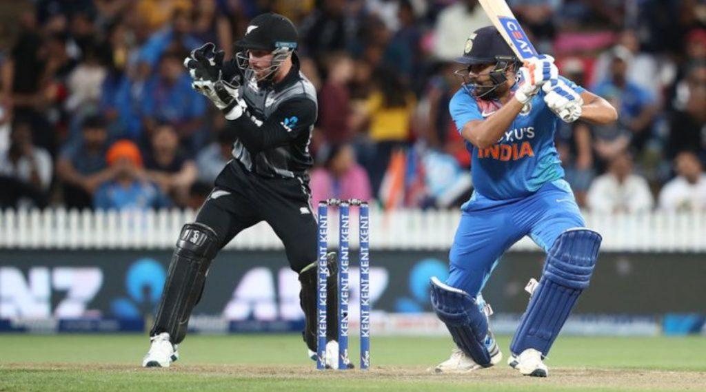 IND vs NZ 5th T20I: रोहित शर्मा याने ठोकले अर्धशतक,टीम इंडियाचेन्यूझीलंडला 164 धावांचे लक्ष्य