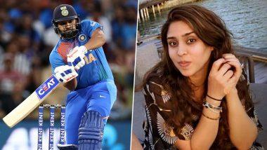 Valentine's Day Special 2020: क्रिकेट स्टेडियममध्ये रोहित ने केले होते पत्नी रितिका लाप्रपोज, जाणून घ्या 'हिटमॅन'चीलव स्टोरी