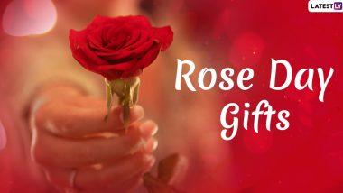 Rose Day 2020 Gift Ideas: 'रोज डे' निमित्त आपल्या जोडीदाराला गिफ्ट देण्यासाठी या भन्नाट आयडियाज ट्राय करुन Valentine Day सप्ताहाची करा रोमँटिक सुरुवात