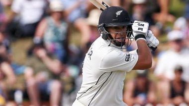 IND vs NZ 1st Test: रॉस टेलर ने टाकले विराट कोहली ला मागे, टेस्ट क्रिकेटमध्ये केल्या सर्वाधिक धावा