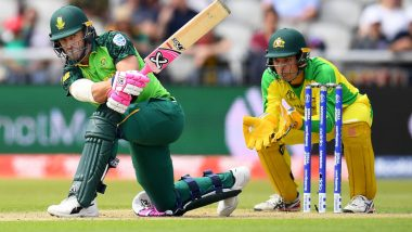 SA vs AUS 1st T20I Live Streaming: दक्षिण आफ्रिका विरुद्ध ऑस्ट्रेलिया टी-20 लाईव्ह सामना आणि स्कोर पहा Sony SIXवर