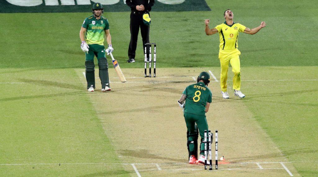 SA vs AUS 1st ODI 2020 Live Streaming: दक्षिण आफ्रिका विरुद्ध ऑस्ट्रेलिया वनडेलाईव्ह सामना आणि स्कोर पहा Sony SIX वर