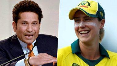 One Over Only! सचिन तेंडुलकर नेस्वीकारले महिला क्रिकेटपटूएलिसे पेरीचे आव्हान, एक ओव्हर खेळण्यासाठी करणार पुनरागमन
