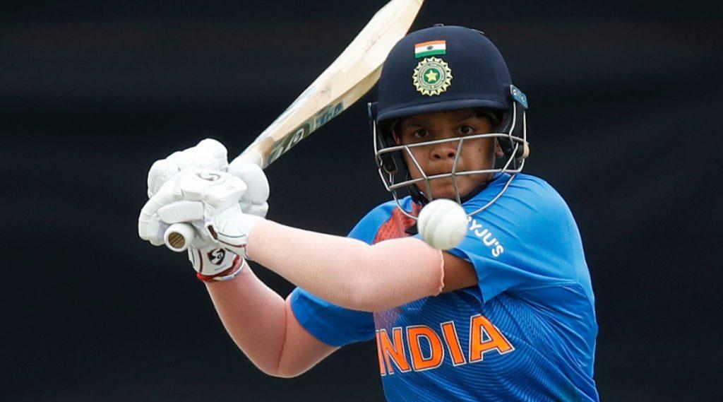 Women's T20 World Cup 2020: न्यूझीलंडविरुद्ध तुफान फलंदाजीकरणाऱ्या भारताच्या 16 वर्षीयशेफाली वर्मा ने रचला इतिहास,स्ट्राइक रेटमध्येसर्वांवर केली मात