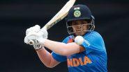 The Hundred मध्ये नंबर 1 टी-20 फलंदाजShafali Verma करणार धमाल,'या'4 महिला क्रिकेटपटूही झळकणार