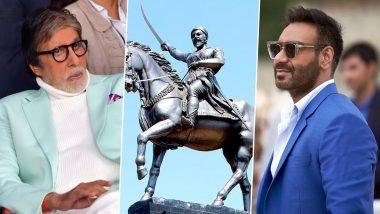 Shiv Jayanti 2020 चं औचित्य साधत अमिताभ बच्चन, अजय देवगन यांची ट्वीटच्या माध्यमातून शिवरायांना मानवंदना