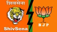 Shiv Sena Vs BJP: अंगावर आले तर, शिंगावर घेऊ; शिवसेनेचा भाजपला इशारा