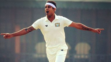 Ranji Trophy: सिद्धार्थ कौल याची हॅटट्रिक, पंजाबविरुद्ध रणजी ट्रॉफीत आंध्र प्रदेश 97 धावांवर ऑल आऊट