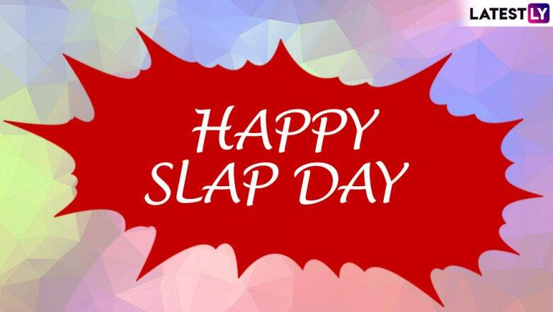 Slap Day 2020: 'व्हॅलेनटाईन डे' नंतर Anti-Valentine Day ला सुरुवात, का साजरा करतात स्लॅप डे?