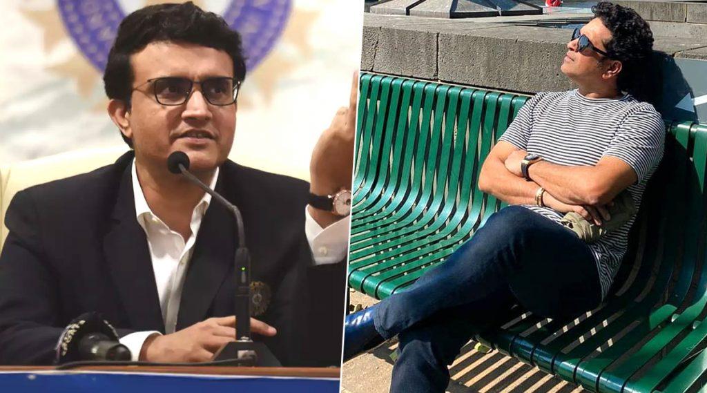 Kismat Acha Hai: सनबाथ घेणाऱ्या सचिन तेंडुलकर ची सौरव गांगुली ने घेतली फिरकी, टिप्पणीने यूजर्सना झाले हसू अनावर