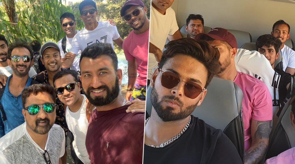 IND vs NZ Test 2020: न्यूझीलंड टेस्टआधी टीम इंडियानेलुटला'Day-Off' चाआनंद, ब्लू स्प्रिंग्सला दिली भेट, पाहा Photos