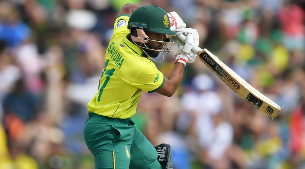 SA vs AUS 2020: ऑस्ट्रेलियाविरुद्ध पहिल्या टी-20 सामन्यातून दक्षिण आफ्रिकेचाटेंबा बावुमा आऊट, जाणून घ्या कारण