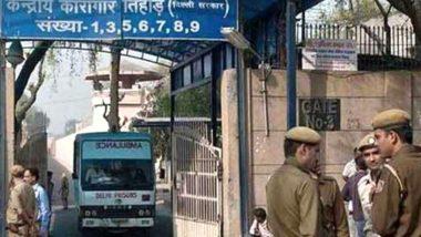 Nirbhaya Gangrape Case: दोषी विनय शर्मा याचा तिहार जेलमध्ये भिंतीवर डोके आपटून स्वतःला इजा करण्याचा प्रयत्न