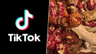 शिक्षक आणि विद्यार्थिनीचा अश्लील TikTok व्हिडीओ झाला व्हायरल; दोघांना करावं लागलं लग्न