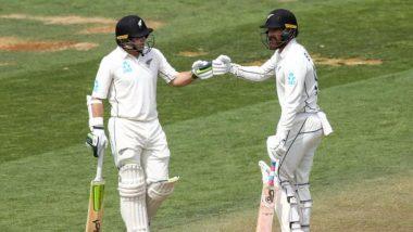 IND vs NZ 2nd Test Day 3: दुसर्या डावात लंच पर्यंत न्यूझीलंडची धावसंख्या 46/0, विजयासाठी 86 धावांची गरज