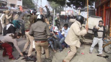 चेन्नईत CAA आणि NRC विरोधात हिंसक आंदोलन, 100 हून अधिक जणांना पोलिसांनी घेतले ताब्यात