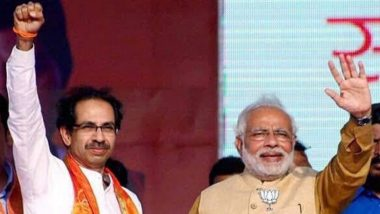 मुख्यमंत्री उद्धव ठाकरे उद्या पंतप्रधान नरेंद्र मोदी यांची दिल्ली मध्ये भेट घेण्याची शक्यता