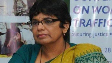 महाराष्ट्र राज्य महिला आयोगाच्या अध्यक्षा विजया रहाटकर यांचा राजीनामा; उच्च न्यायालयाच्या आदेशानंतर घेतला निर्णय