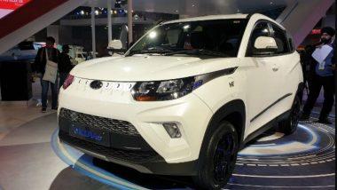 Auto Expo 2020: यंदाच्या ऑटो एक्स्पोमध्ये देशातील सर्वात स्वस्त इलेक्ट्रिक कार, Mahindra eKUV100 लाँच; मार्चपासून बुकिंग, जाणून घ्या वैशिष्ठ्ये
