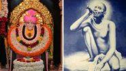 Gajanan Maharaj Temple: गजानन महाराज प्रकट दिनाच्या पूर्वसंध्येला औरंगाबादच्या गारखेडा येथील मंदिर पुढील सात दिवस बंद