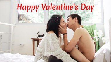 Valentine's Day Sex: 'व्हॅलेंटाईन डे' दिवशी जोडीदारासोबत खास सेक्सचा प्लान? परमोच्च लैंगिक सुख प्राप्त करण्यासाठी वापरा 'या' टिप्स