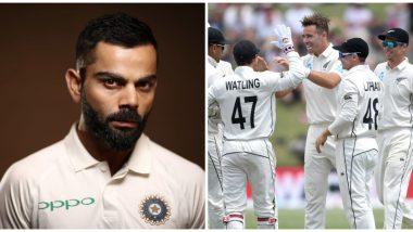 IND vs NZ 1st Test: विराट कोहली साठी घटक सिद्ध होऊ शकतात न्यूझीलंडचे 'हे' दोन स्टार गोलंदाज, सर्वाधिक वेळा केले आहे आऊट