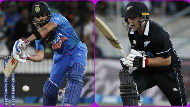 IND vs NZ 1st ODI Highlights: टीम इंडियाविरुद्ध पहिल्या वनडे सामन्यात न्यूझीलंड4 विकेटने विजयी