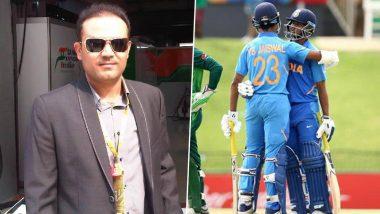 Ab Toh Aadat Si Hai! वीरेंद्र सहवाग याने पाकिस्तानच्या जखमांवर चोळले मीठ, भारत अंडर-19 संघाच्या विजयावर केले 'हे' दमदार Tweet