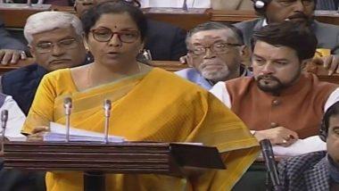 Union Budget 2020:  दिल्ली - मुंबई एक्सप्रेस वे 2023  पर्यंत होणार सुरू; अर्थमंत्री निर्मला सीतारमण यांची घोषणा