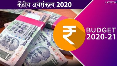 Budget 2020: केंद्रीय अर्थमंत्री निर्मला सीतारमण यांनी केली मोठी घोषणा; LIC मधील सरकार विकणार आपला हिस्सा