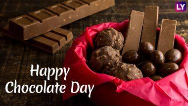 Happy Chocolate Day 2020 Images: 'चॉकलेट डे' निमित्त मराठमोळी HD Greetings, Wallpapers, Wishes शेअर करुन द्या तुमच्या पार्टनर, मित्र-मैत्रिणींना शुभेच्छा!