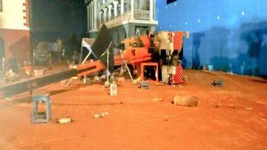 कमल हासन यांच्या Indian 2 सिनेमाच्या सेटवर क्रेन कोसळून भीषण अपघात; तिघांचा मृत्यू तर 10 जण जखमी