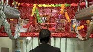 काशी महाकाल एक्सप्रेसमध्ये भगवान शंकरासाठी जागा आरक्षित; मंदिरासारखे सजविण्यात आले बर्थ